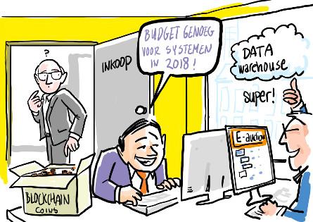CEO's op zoek naar veelzijdige inkopers