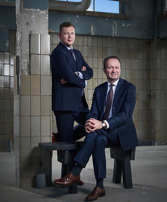 Mark en Niels